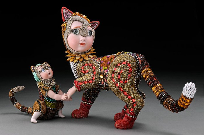 Androcles-The-Cat-2009-Betsy Youngquist
