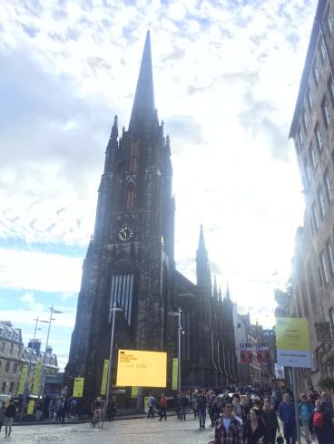 The Hub of Edinburgh International Festival